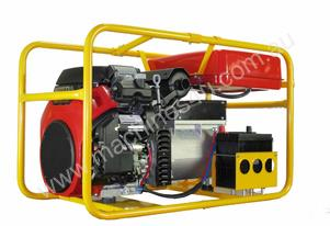 HONDA PH110ET-3   9,500W GENERATOR WITH BATTERY