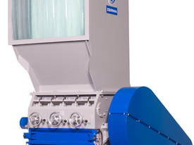 Granulators, Heavy Duty for Plastic, Rubber, Wood