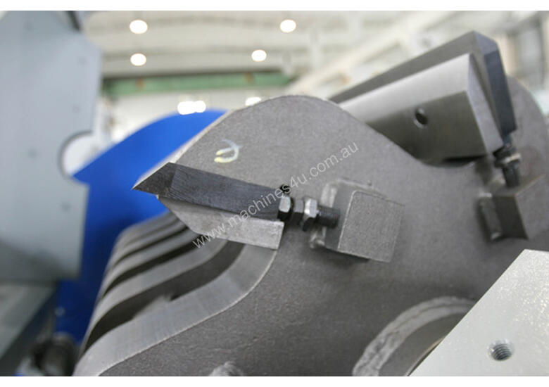 HEAVY DUTY Granulator for Plastic, Rubber and Wood