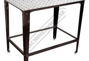 TBH90604 FixturePoint Welding Table 900 x 600 x 860mm (LxWxH)