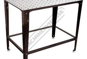 TBH90604 FixturePoint Welding Table ONE Table, TWO Height Settings 900 x 600 x 860mm (LxWxH)