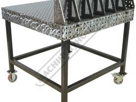 FW1530 CertiFlat FabWing 150 x 300mm Tab & Slot U-Weld - picture8' - Click to enlarge
