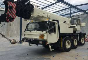 Ppm   55T All Terrain Crane