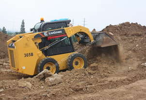 LiuGong 365B Skid Steer Loader for Hire