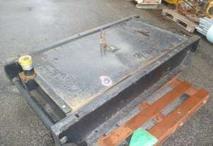 MACHINERY SKID BASE FUEL TANK/325LITRES