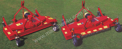 SM Series Finishing Mowers