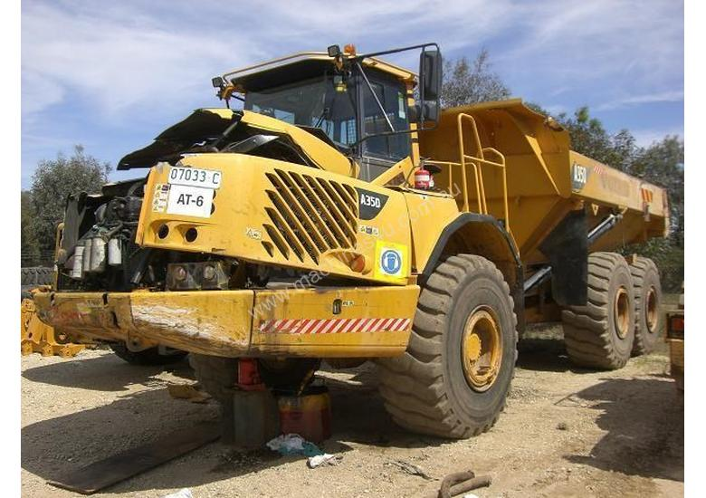 2006 VOLVO A35D PARTS/WRECKING