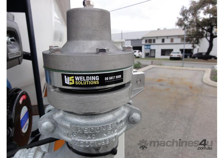 2019 WELDING SOLUTIONS FG4550 Skid mounted water