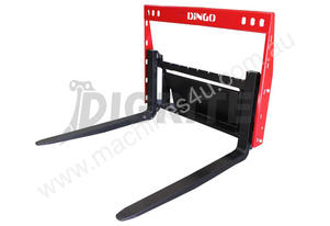 NEW DINGO MINI LOADER PRO FORKS