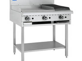 Luus Model BCH-3P3C - 300 Grill 300 BBQ Char and Shelf  - picture0' - Click to enlarge