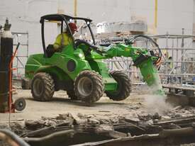 Avant Hydraulic Breaker Attachment - picture0' - Click to enlarge