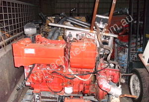 3x2 high presure diesel driven water pump