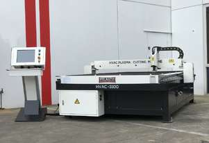 HVAC CNC Plasma 1500mm x 5100mm, 63 Amp POwer Source & Software Included