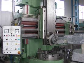Refurbished 900mm, 1.2M and 1.5M VTL Vertical Turning Lathes - picture8' - Click to enlarge