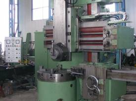 Refurbished 900mm, 1.2M and 1.5M VTL Vertical Turning Lathes - picture11' - Click to enlarge