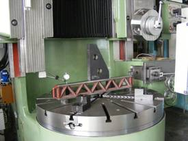 Refurbished 900mm, 1.2M and 1.5M VTL Vertical Turning Lathes - picture6' - Click to enlarge