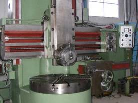 Refurbished 900mm, 1.2M and 1.5M VTL Vertical Turning Lathes - picture5' - Click to enlarge