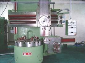 Refurbished 900mm, 1.2M and 1.5M VTL Vertical Turning Lathes - picture10' - Click to enlarge