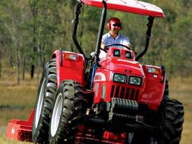 MAHINDRA 8560 4WD TRACTOR - picture5' - Click to enlarge
