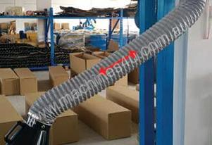 Ezi Duct Ezi Flex Telescopic Fume Arm