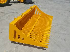 Bobcat / Skid Steer Rock Bucket, Sieve Bucket  - picture1' - Click to enlarge
