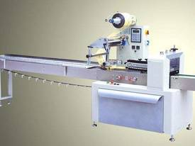 Horizontal Flow Wrapper (Electro-Mechanical, Rotar