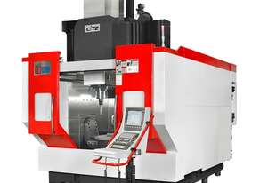 Litz LU-1200 VMC 5 Axis Machining Centre