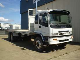 Isuzu FVZ1400 Tray Truck - picture0' - Click to enlarge