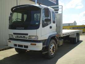 Isuzu FVZ1400 Tray Truck - picture2' - Click to enlarge