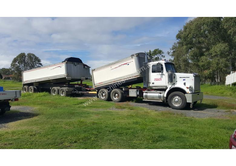 Used 2011 Western Star Truck And Dog Tipper Trucks In