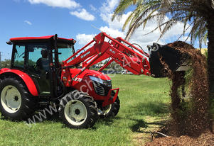 Branson K78C - 78HP Utility Cabin Tractor with 4 in 1 loader