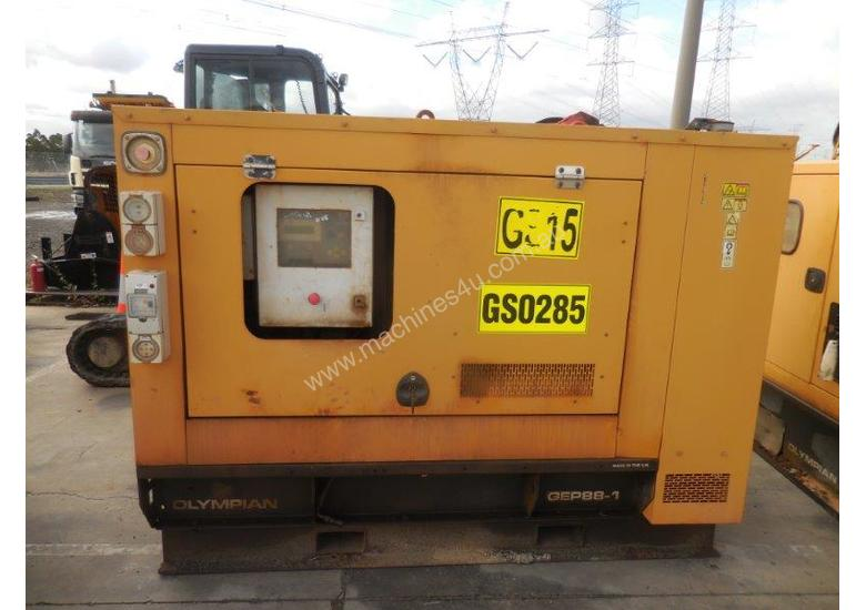 Used 2009 Olympian GEP88-1 Backup Generators in , - Listed