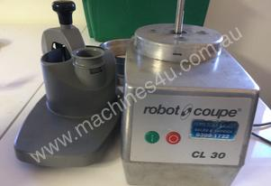 RobotCoupe CL30 and 5 Blades