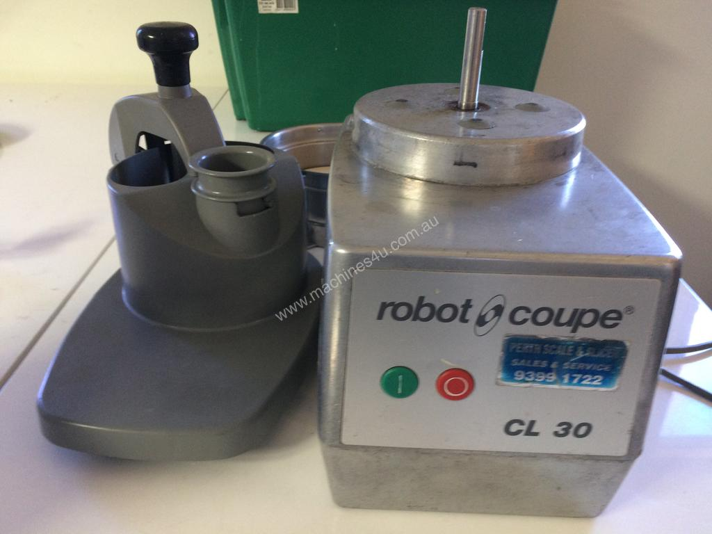 Used Robot Coupe CL30 Vegetable Cutter in , <351018> - Listed on Machines4u