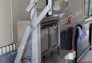 Vertical Vacuum Packing Machine for Food Industry