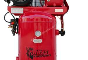 BOSS 35CFM/ 7.5HP VERTICAL AIR COMPRESSOR