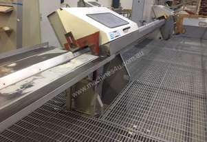 2 X PAUL 11MKL OPTIMISING DOCKING SAWS