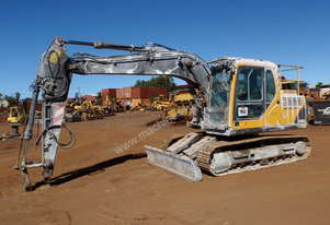 Volvo EC140BLC Excavator *CONDITIONS APPLY*