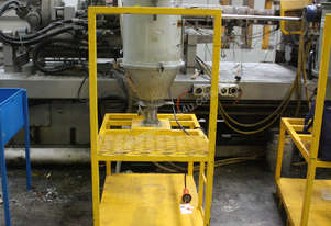 TEW Hopper Dryer THD-50 Fork lift stand