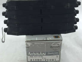 Genuine Nissan 41060-VC091 Pad Kit-Disc GU - picture0' - Click to enlarge