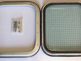 MK102-001 Capsule Boat Wire Reinforced Rectangular - picture0' - Click to enlarge