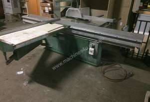 Schneider 90 degree sliding table panel saw