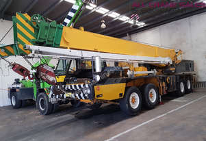 ALL CRANE SALES - 1996 KATO NK300E-VII