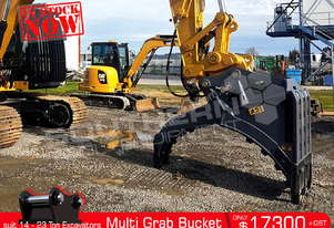 900mm Multi Grab Bucket 14-23T Excavator ATTGRAB