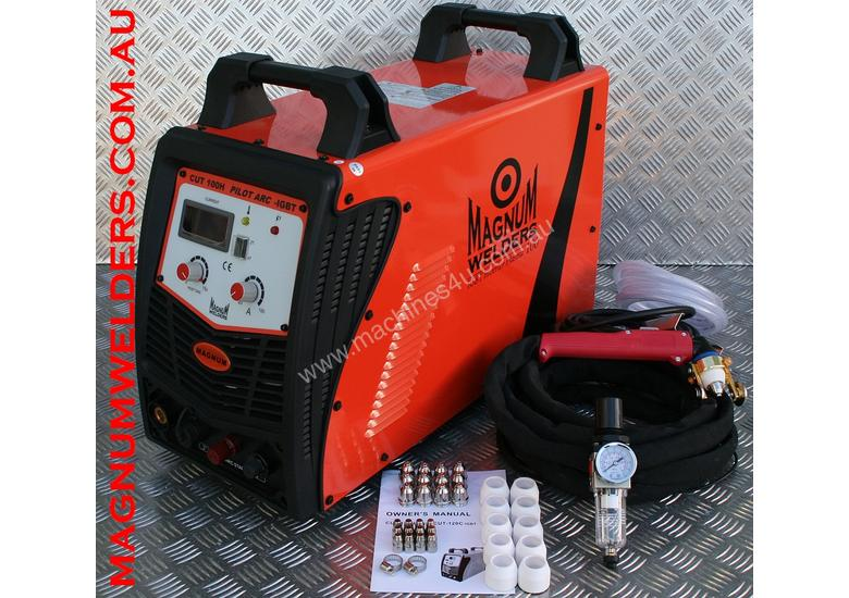 Magnum Welders Air Plasma Cutter 100amp Pilot Arc $1890