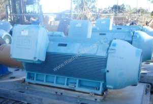 355 kw 475 hp 4 pole 415 v WEG Electric Motor