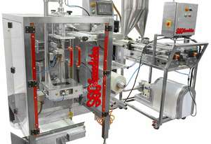 Sachet Packer ( High speed, with twin pumps)