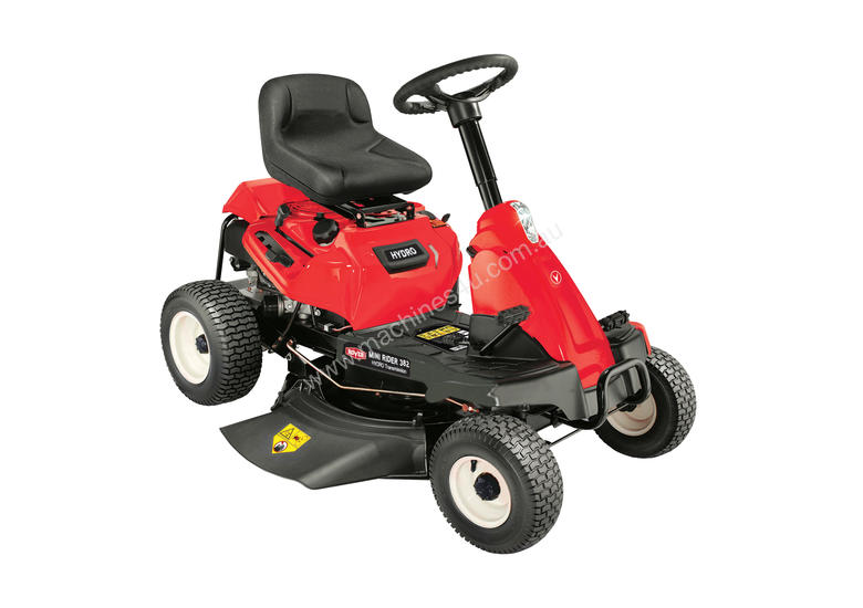 New 2017 Rover 382 30 Ride On Mowers In Listed On