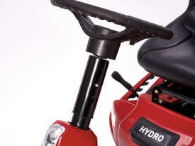 ROVER 30in MINI RIDER HYDRO DRIVE RIDE ON MOWER - picture1' - Click to enlarge