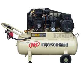 Ingersoll Rand EL17 3.0hp 14.3cfm Reciprocating Air Compressor with 50L receiver Tank  - picture0' - Click to enlarge